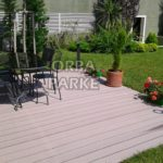 Bahçe Wpc Deck Döşeme