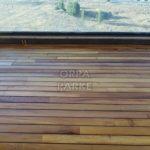 İroko Ağacı Deck Balkon Teras Kaplama Ankara