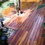 Ahşap Deck Bahçe Kaplama Uygulaması Sarıyer