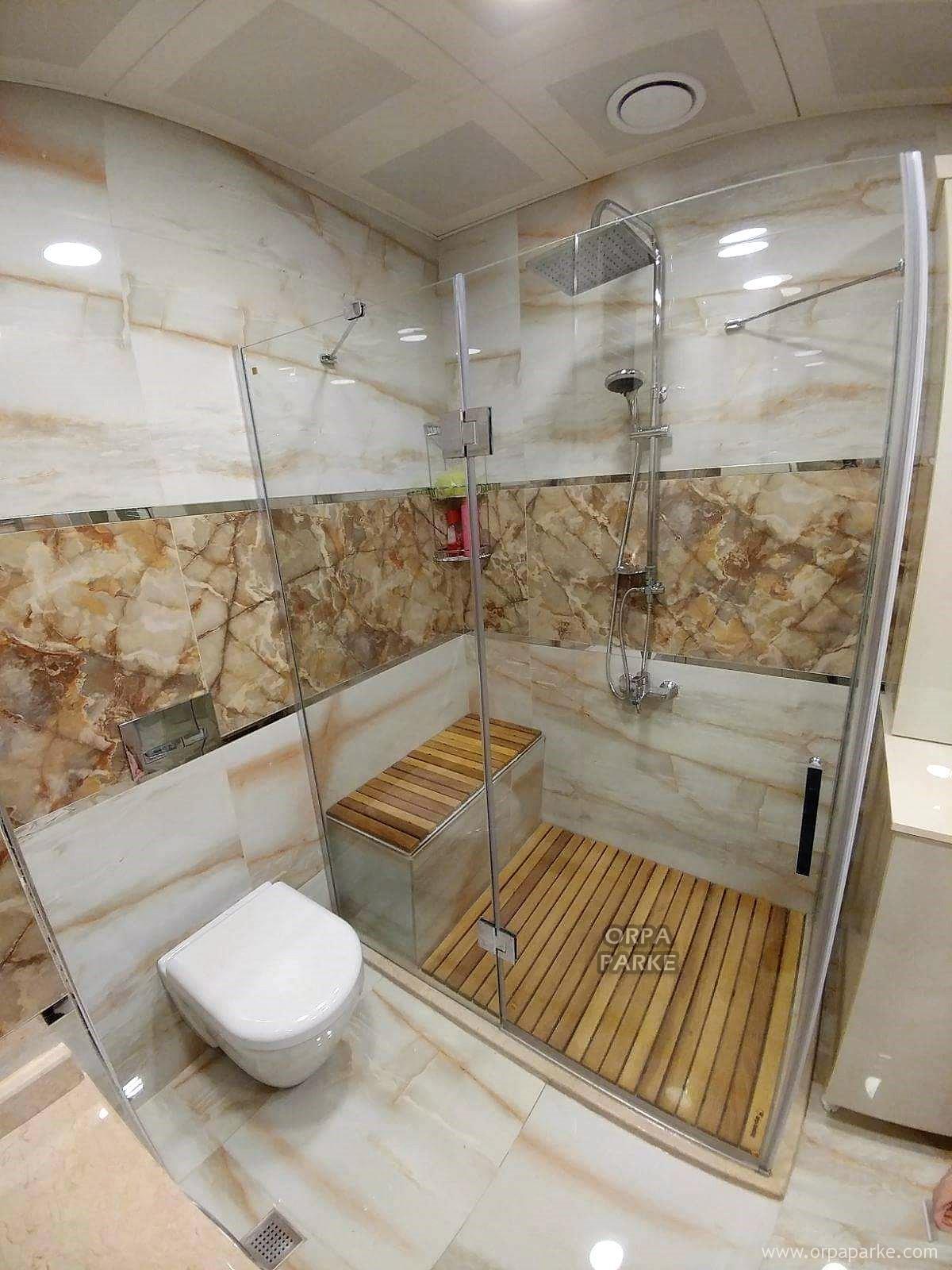 Banyo için emprenye: nasıl seçilir 82